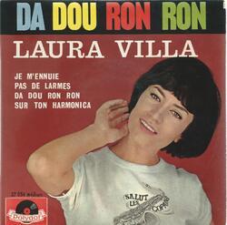 """Laura Villa """" 1963 chez Polydor (27 054) """""""