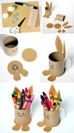 Des bricolages de Pâques !