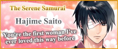 Hajime Saito - Solution de son histoire (en anglais)