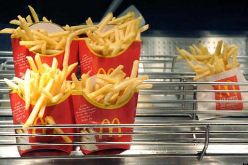 MacDo : 19 ingrédients pour une frite !