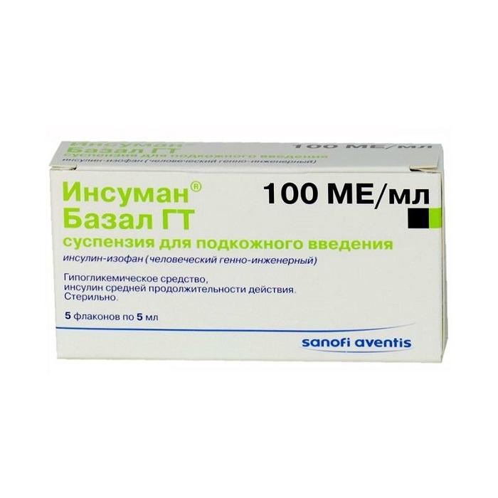 Базал инсулин купить москва