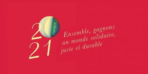 Ensemble, gagnons un monde solidaire,juste et durable !