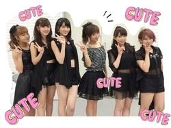 Apparitions des ℃-ute dans les médias suite à Music Station