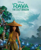 """New promotional poster for Disney's """"Raya and the Last Dragon"""" revealed :  disney"""