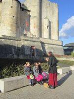 Visite de Niort médiévale