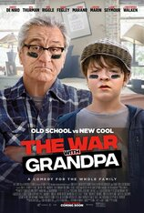 The War with Grandpa Trailer & Poster: Old School vs New Cool