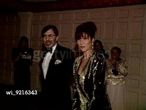 1991:Michele Lee à la septième édition annuelle des Soap Opera Awards