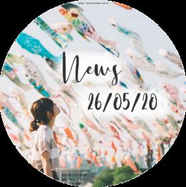 News 26/05/20