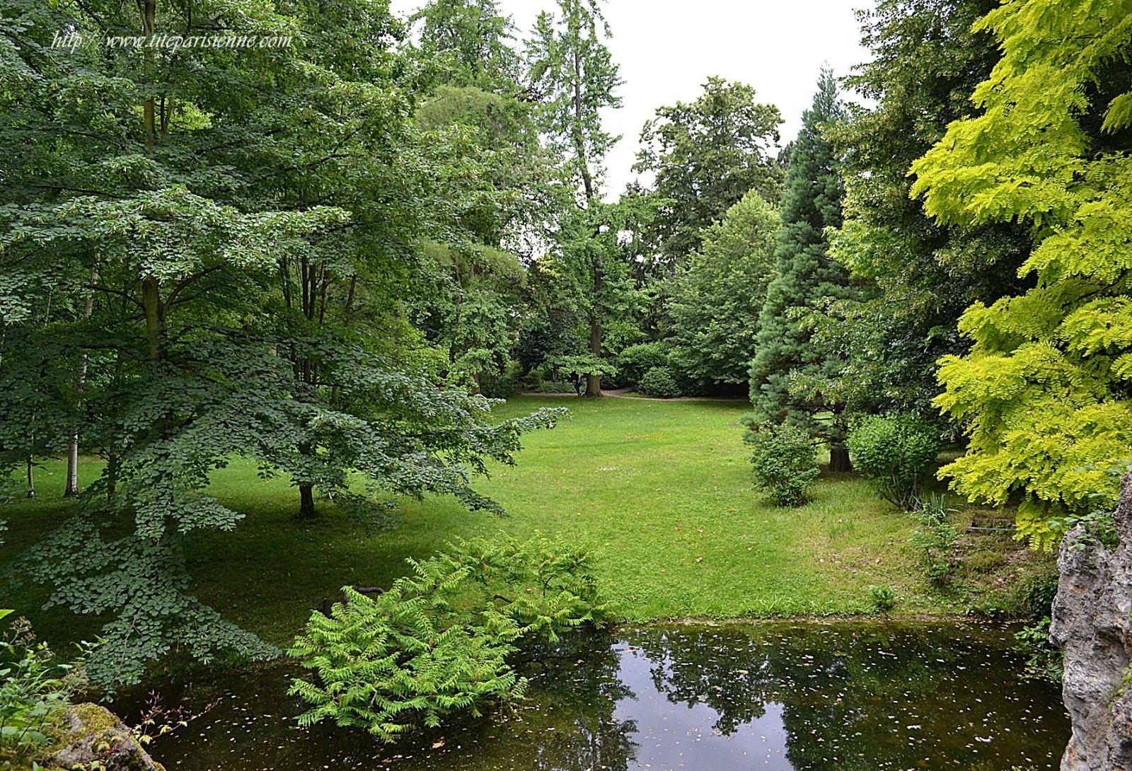 Les Jardins À L Anglaise jardins albert kahn : le jardin anglais - une fleur de paris