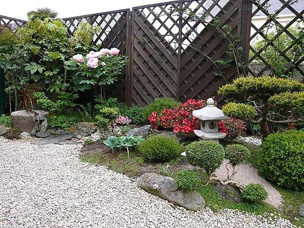 Massif Jardin Japonais