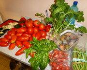 Fin d'été, des récoltes.......!