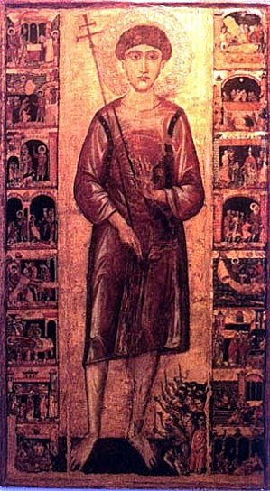 Saint Nicolas le Pèlerin († 1094)