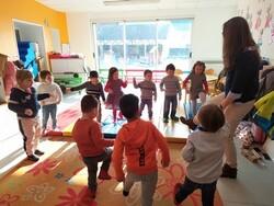 PS-MS Montessori : sophrologie
