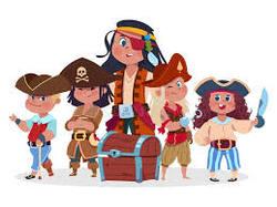 Les pirates 5.