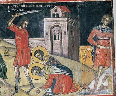 Saint Pamphile de Césarée, Martyr à Césarée de Palestine († 309)