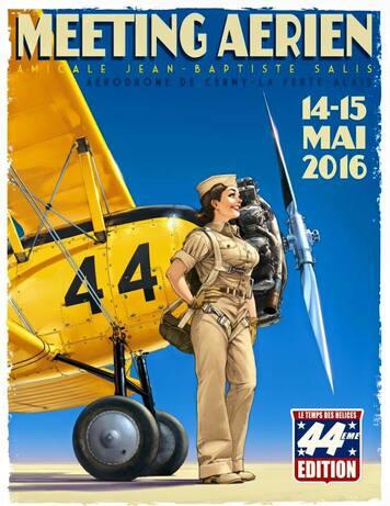 Meeting aérien La Ferté Alais Cerny (91) mai 2016