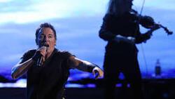 18/07/2009 : Concert Springsteen Vieilles Charrues