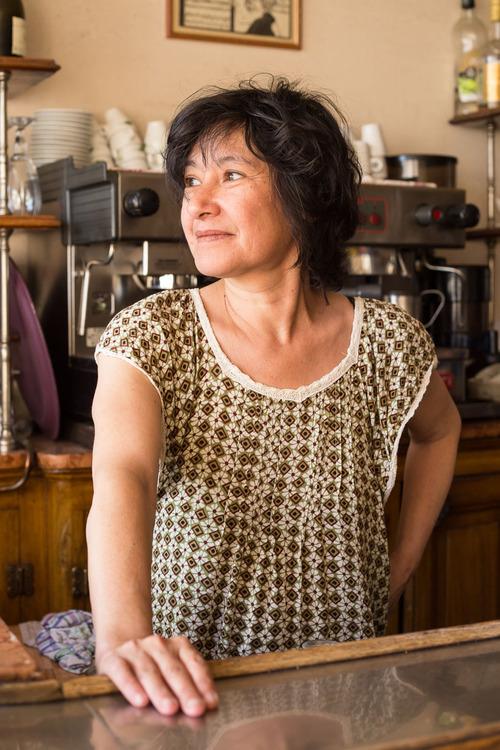 Portrait : Hong, Restauratrice, Chez Fernand