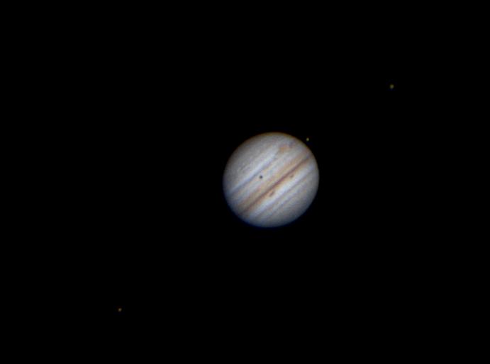 Jupiter 30 septembre 2021