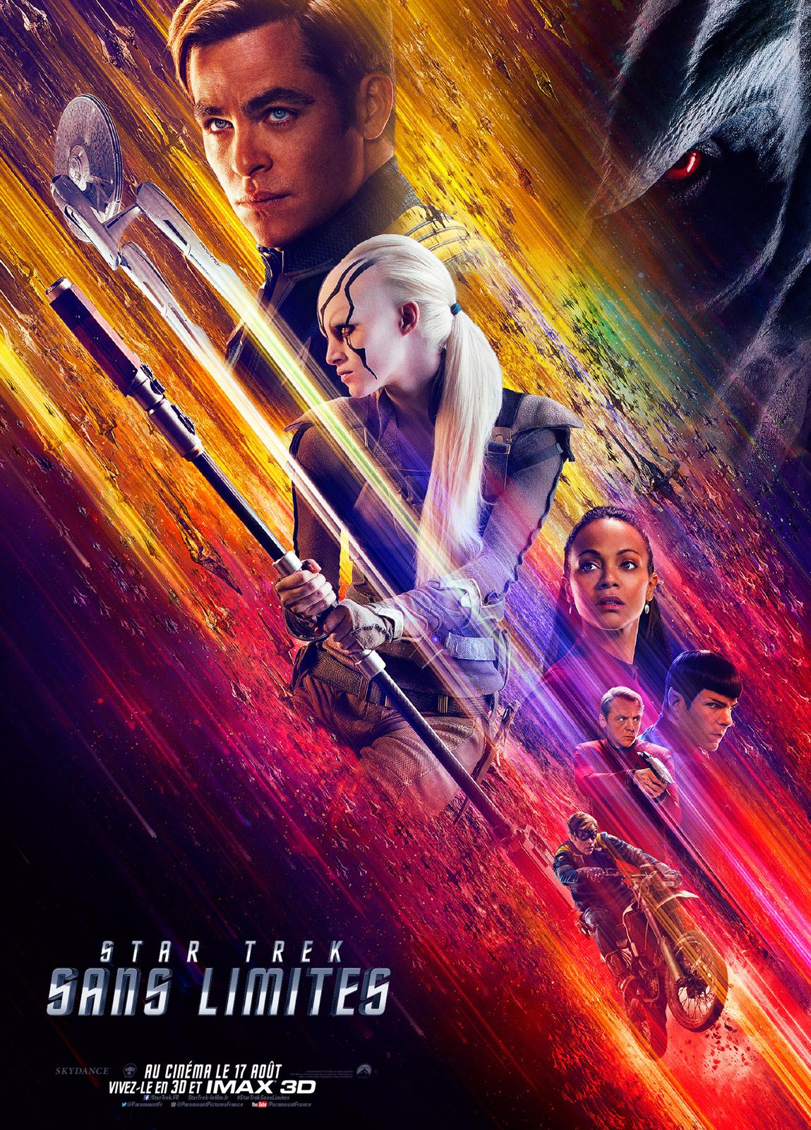 Star Trek : Sans Limite, de Justin Line