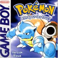 Première génération - Pokémon Rouge et Bleu