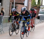 1ere Prix cycliste UFOLEP d'Aix les Orchies ( 1ères, 3èmes cat, cadets )