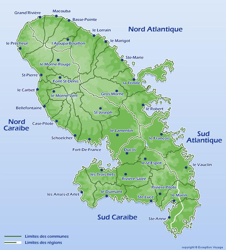 Bienvenue à toi. - Aventurier Martinique