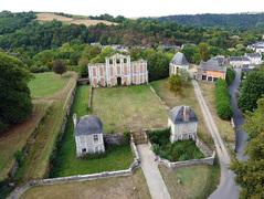 LES REMPARTS DE THURY-HARCOURT (Calvados)