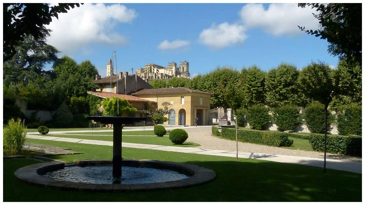 Jardin Classique À La Française jardin ortholan - tout en un