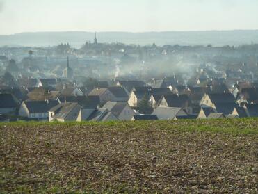 La randonnée du 19 janvier à Fleury-sur-Orne