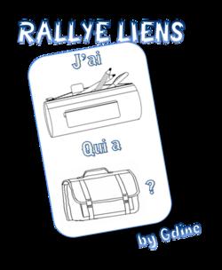 Rallye Liens  - J'ai .... Qui a .... ?-