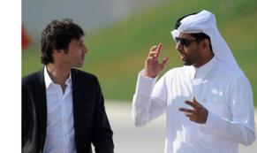 Le Qatar s'offre la France