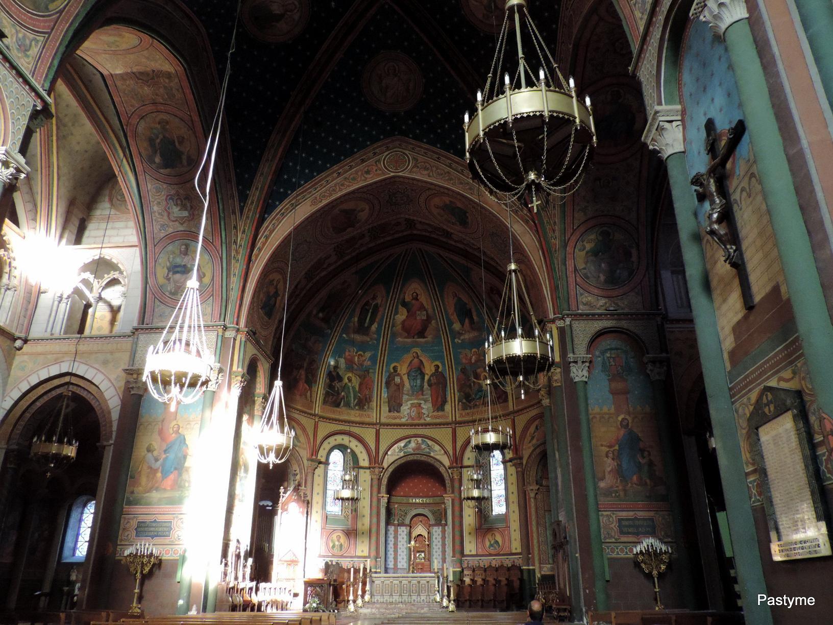 AGEN - Cathédrale SAINT CAPRAIS ...suite