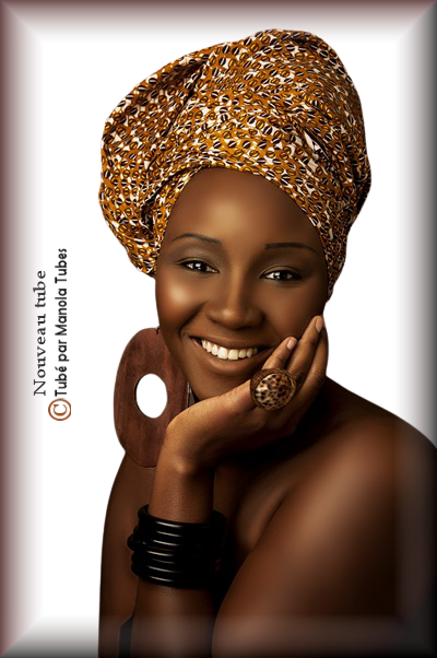 Tube femmes d'Afrique 2934