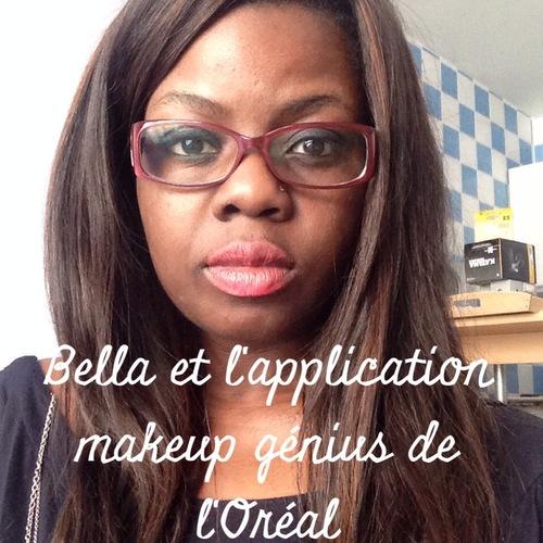 L'application Makeup Genius de l'Oréal