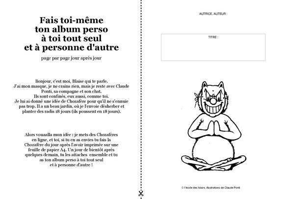 Claude PONTI - des chozafères