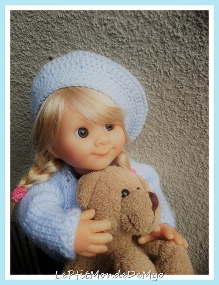 ♥ Olivette rêve - Olivette's Dream