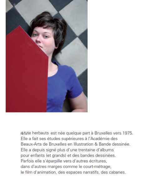 Guide de lecture Anne Herbauts