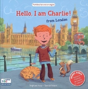 Hello I'm ...Charlie, Max, Lily and Fiona