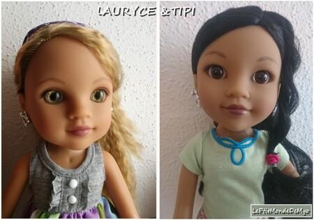 Tipi la copine de Lauryce