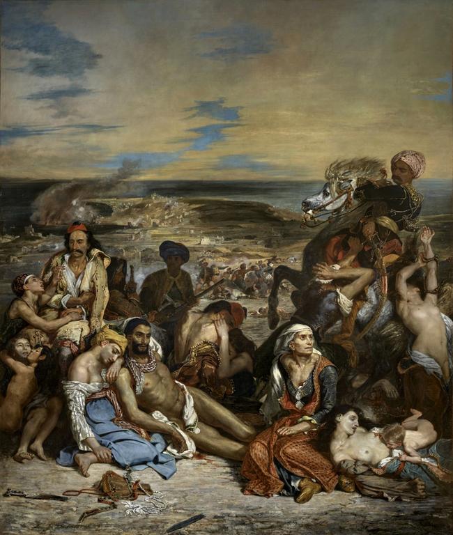 Hector Berlioz : La Revolution grecque (1826)
