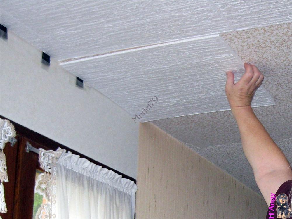 Faux plafond dalle castorama - Isolation idées