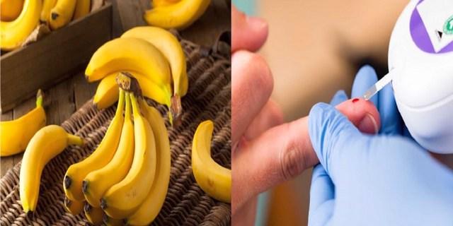 Бананы сахар в крови