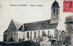 LES REMPARTS DE BURES-SUR-DIVES (Calvados)