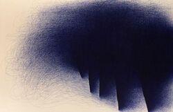 art visuel : le stylo bille à la manière de l'artiste Il Lee