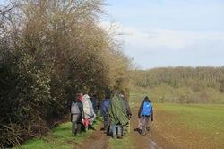La randonnée du 22 décembre à Esquay-Notre-Dame