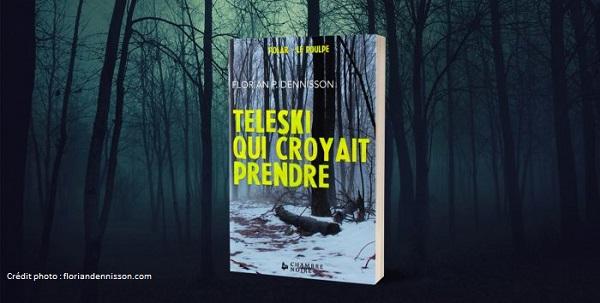 Téléski qui croyait prendre (le poulpe) - Florian Dennisson