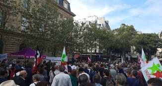 Succès du rassemblement du 19 septembre contre l'antisémitisme à Paris