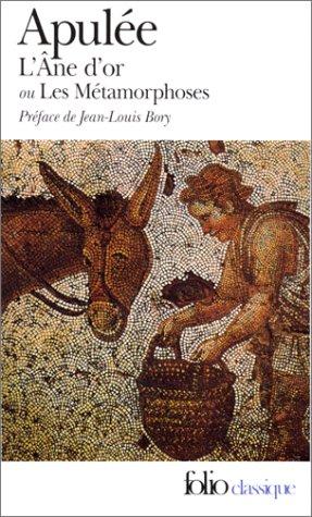 L'Âne d'or ou Les Métamorphoses d'Apulée