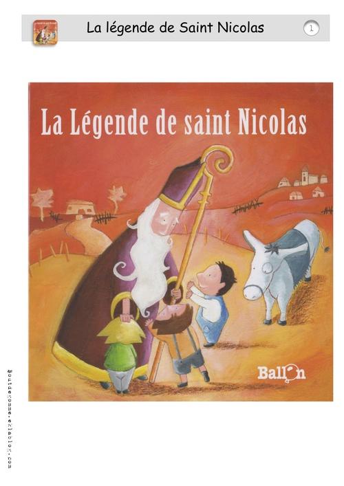 Saint Nicolas!